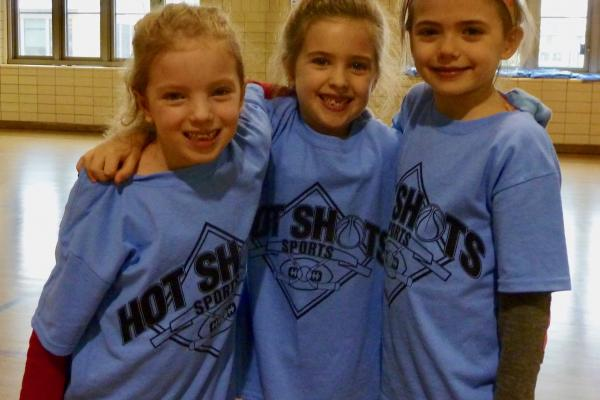 Birthday Parties with Hot Shots Sports